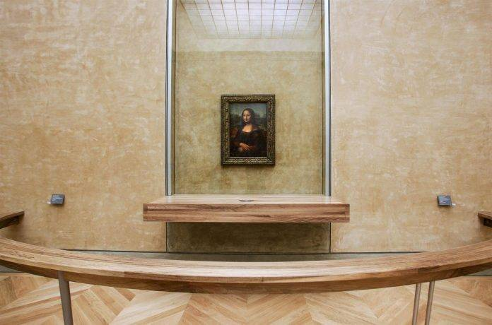 00. 'Mona Lisa' is on the move in great Louvre makeover