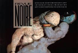 Revue Noire 01, published in 1991. Photo: revuenoire.com